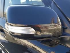 Зеркало заднего вида боковое. Toyota Land Cruiser, GRJ200, J200, URJ200, UZJ200, UZJ200W, VDJ200, URJ202, URJ202W Двигатели: 1GRFE, 1VDFTV, 2UZFE, 3UR...