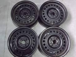 Nissan. 5.5x15, 4x100.00, ЦО 59,1мм.