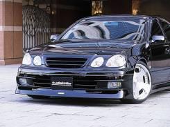 Решетка радиатора. Toyota Aristo, JZS160, JZS161 Lexus GS300, JZS160 Двигатели: 2JZGE, 2JZGTE