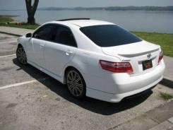 Обвес кузова аэродинамический. Toyota Camry, ACV40, ACV45, AHV40, ASV40 Двигатели: 2AZFE, 2AZFXE, 2ARFE