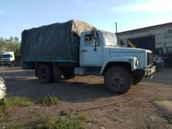 ГАЗ 3307. Газ 3307, 4 760 куб. см., 5 000 кг.