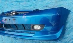 Передний бампер на Honda FIT GD1, GD2, GD3, GD4