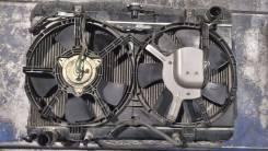 Радиатор охлаждения двигателя. Nissan AD, VEY11 Двигатель YD22DD
