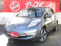 Nissan Leaf. автомат, передний, электричество, 18 342тыс. км, б/п. Под заказ