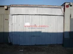 Гаражи металлические. улица Героев Варяга 12, р-н БАМ, 19 кв.м., электричество, подвал. Вид снаружи