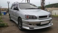 Накладка на бампер. Toyota Ipsum, SXM10, SXM15G, CXM10G, SXM10G Двигатели: 3SFE, 3CTE