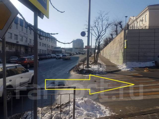 Сдается участок ул. Крылова,3 (район ул. Гоголя, ВГУЭС)