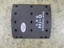 Накладки тормозные задние 200мм DAEWOO 11,5t HI-Q 20038557
