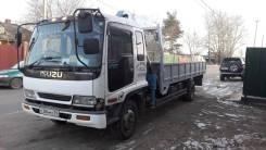 Isuzu Forward. Продам грузовик с краном Usuzu Forward, 8 200 куб. см., 6 000 кг.