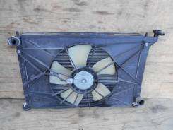 Радиатор охлаждения двигателя. Toyota Allion, ZZT240 Двигатели: 1ZZFE, 1ZZ