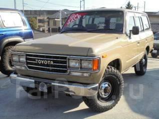 Toyota Land Cruiser. механика, 4wd, 4.0, дизель, 142 000 тыс. км, б/п, нет птс. Под заказ