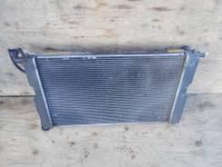 Радиатор охлаждения двигателя. Toyota Vista Ardeo, SV50, SV50G Двигатель 3SFSE