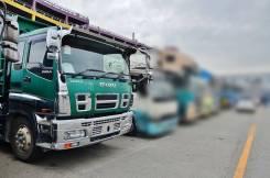Isuzu Giga. Японские грузовики по СПЕЦ-ЦЕНЕ в Идеальном Состоянии, 14 250 куб. см., 13 300 кг. Под заказ
