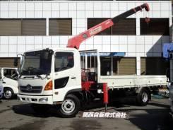 Hino Ranger. 2004, 8 000 куб. см., 5 000 кг. Под заказ