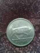 Ирландия 1 шиллинг 1963г.