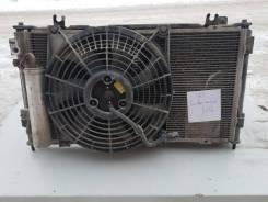 Радиатор охлаждения двигателя. Лада Калина, 2194, 2192 Двигатели: BAZ11186, BAZ1118350, BAZ21126, BAZ21127
