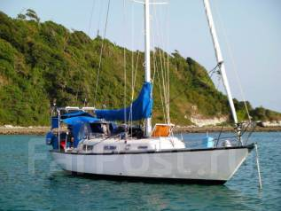 Парусная яхта Joubert Brolga 33. Длина 10,00м., Год: 1981 год. Под заказ