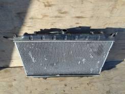 Радиатор охлаждения двигателя. Nissan Cefiro, PA32 Двигатели: VQ20DE, VQ20