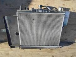 Радиатор охлаждения двигателя. Nissan Cube, BZ11 Двигатели: CR14DE, CR14