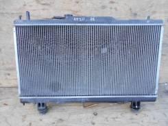 Радиатор охлаждения двигателя. Toyota Carina, AT211 Двигатели: 7AFE, 7A