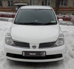 Nissan Tiida Latio. автомат, передний, бензин