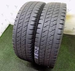 Bridgestone Blizzak VL1. Зимние, без шипов, 2015 год, износ: 40%, 2 шт