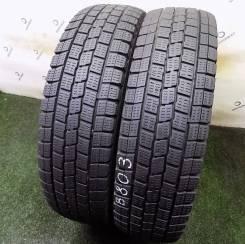 Dunlop DSV-01. Зимние, без шипов, 2012 год, износ: 20%, 2 шт