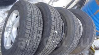 Колеса Bridgestone Dueler H/L 215 / 70 / R16. x16