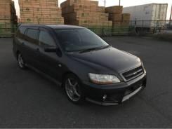 Mitsubishi Lancer. вариатор, 4wd, 1.8 (130 л.с.), бензин, 110 тыс. км, б/п, нет птс. Под заказ