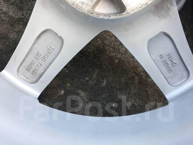 """BADX S-Hold. 7.0x17"""", 5x100.00, ET50, ЦО 72,0мм."""