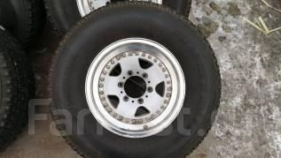 Продам колёса Terano /SURF/Prado/Pajero/Safari/Bighorn/и другие. 7.0x16 6x139.70 ET0 ЦО 108,0мм.