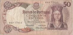 Эскудо Португальский.