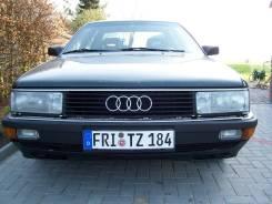 Стекло противотуманной фары. Audi Quattro Audi 100, 443, 444, 445, 446 Audi 200, 437, 438 Двигатели: AAE, ALZ, APX, AUK, GV, KW, MB, RR, WR, WX, 1B, 1...