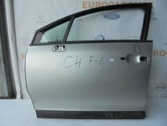 Дверь боковая. Citroen C4, LA, LC Двигатели: EP6, TU5JP4