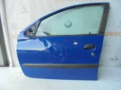 Дверь боковая. Peugeot 206, 2A/C, 2B Двигатели: TU5JP4, TU3A, TU3JP