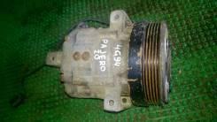 Компрессор кондиционера. Mitsubishi Pajero iO, H67W, H61W, H62W, H66W, H71W, H72W, H76W, H77W Mitsubishi Pajero Pinin, H67W, H77W Двигатели: 4G94, 4G9...