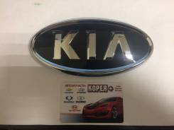Эмблема решетки. Kia Sedona Kia Carnival Kia Grand Carnival Kia Sportage Двигатель D4BB
