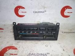 Блок управления климат-контролем. Toyota Ipsum, SXM15G, SXM10, CXM10G, SXM15, SXM10G, CXM10 Toyota Carina, CT215, CT210, AT212, AT210 Toyota Caldina...