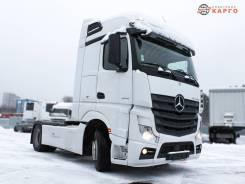Mercedes-Benz Actros. 1845, 12 809 куб. см., 18 000 кг.