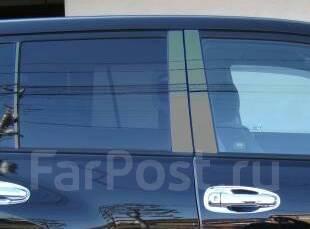 Накладка на стойку. Nissan Primera, WTP12, WTNP12, QP12, P12, TP12, WRP12, TNP12, RP12, HP12, WHP12 Двигатели: QR20DE, QG18DE, YD22DDTI, QC18DE, QR25D...