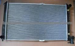 Радиатор охлаждения двигателя. Nissan X-Trail, NT30, T30