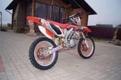 Продам Honda crf450x