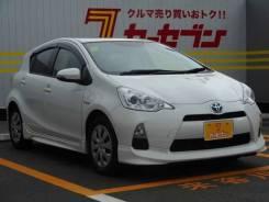 Обвес кузова аэродинамический. Toyota Aqua, NHP10H, NHP10