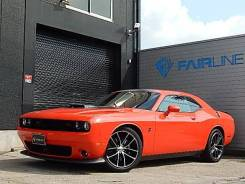 Dodge Challenger. автомат, задний, 6.4, бензин, 5 300тыс. км, б/п. Под заказ