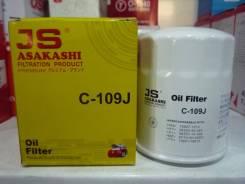 Фильтр масляный JS ASAKASHI C-109J, шт