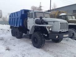 Урал. Грузовик самосвал 6х6, 11 150 куб. см., 10 500 кг.