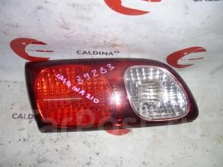 Стоп-сигнал. Toyota Caldina, AT211, AT211G, CT216, CT216G, ST210, ST210G, ST215, ST215G, ST215W Двигатели: 3CTE, 3SFE, 7AFE