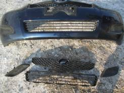 Бампер передний на Toyota VITZ KSP90, SCP90, NCP95, NCP91 52184 2мод