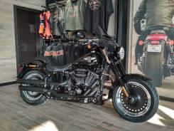 Harley-Davidson Fat Boy S FLSTFBS. 1 801 куб. см., исправен, птс, без пробега
