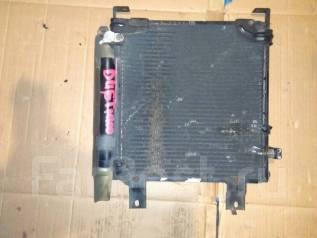 Радиатор кондиционера. Toyota Duet, M100A, M101A Двигатели: EJDE, K3VE, K3VE2